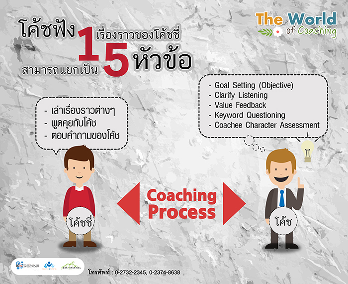 The World of Coaching